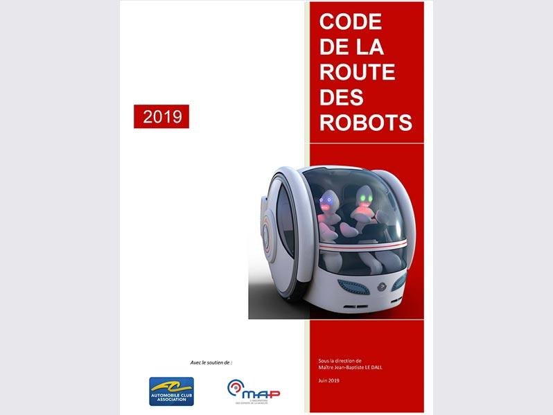 code route des robots