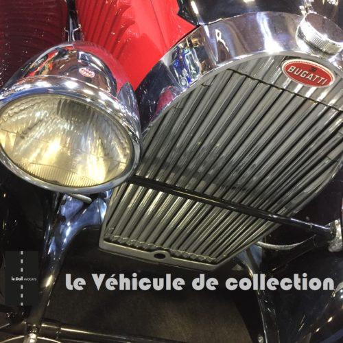 Edition 2018 Véhicule de collection & Droit