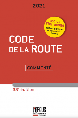 Code de la route 2021 LE DALL recto