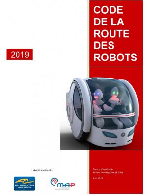 Code de la route des robots 2019